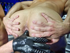 Finger Fuck Textured Glove for Amazing Multiple Male Orgasms