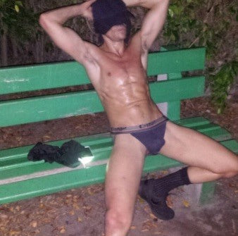 A Walk in the Park and a Midnight Fuck with the Mavrik Cockring