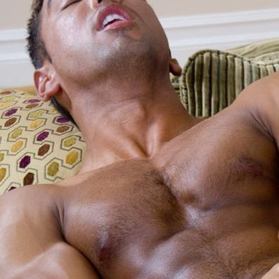 Amazing Male Multiple Orgasms with a Dildo