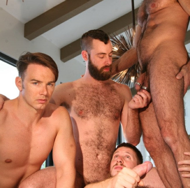 Playtime with Adam Russo and Spencer Whitman