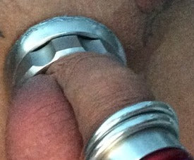 Stacked Cock & Glans Rings: