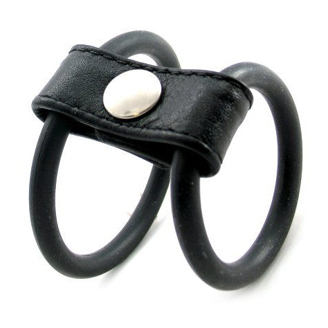 Double Nitrile Cock Ring