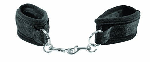 Black Beginner's Handcuffs