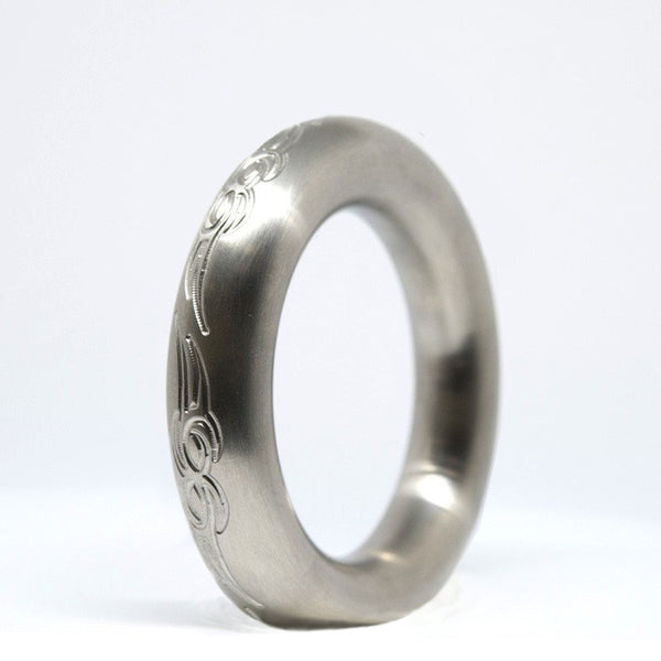 Engraved Series Cock Rings