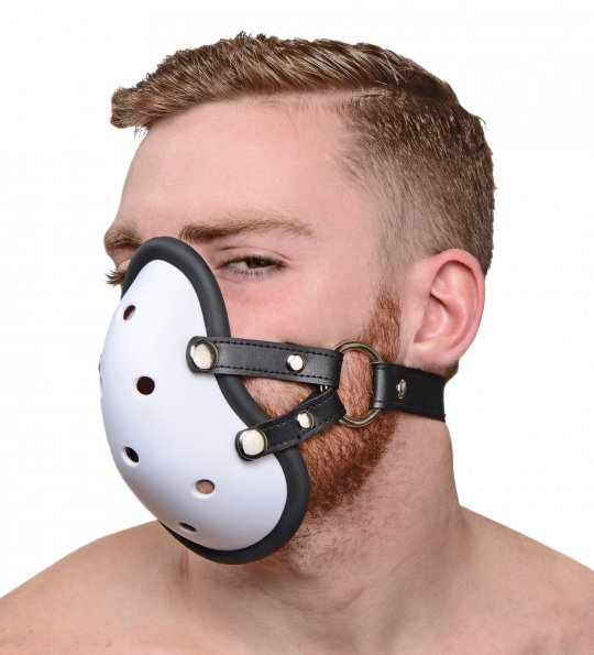New...Musk Athletic Cup Muzzle