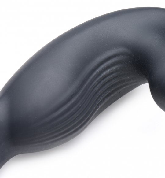 New   7X P Strap Milker & Vibrating Prostate Stimulator with Cock Ring / Ball Harness