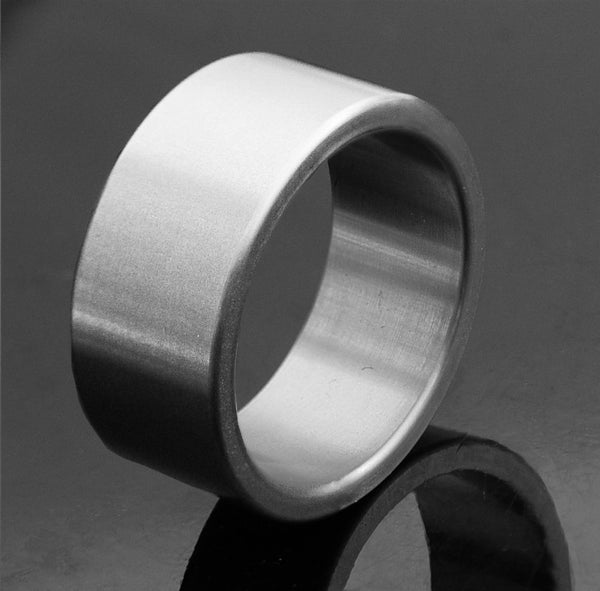 Titan .6 Stainless Steel Glans Ring- Package of 4 options
