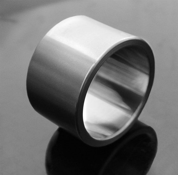Titan .9 Stainless Steel Glans Ring Package of 4
