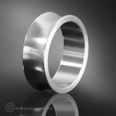 Glans Ring – Surge Aluminum