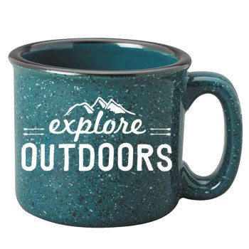 Camp Mug - Forest Green