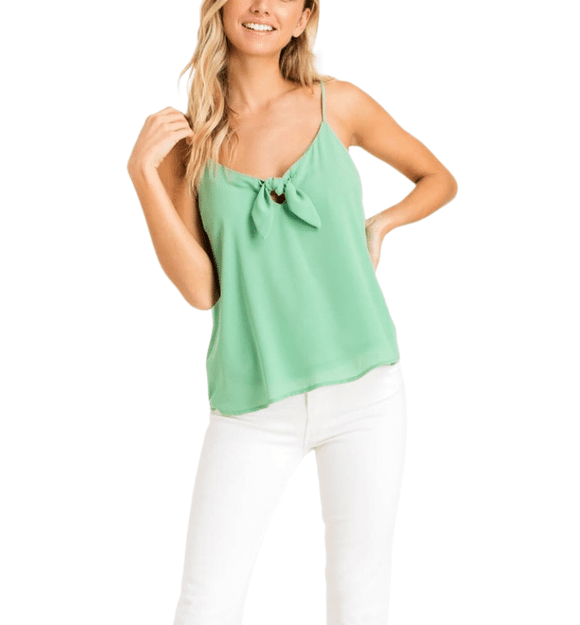 Pretty in Mint Tank