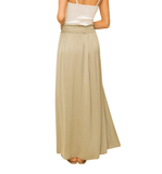 Olive Maxi Skirt - Hudson Square Boutique LLC