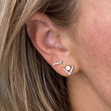 Rosewater Opal Madeline Studs - Hudson Square Boutique