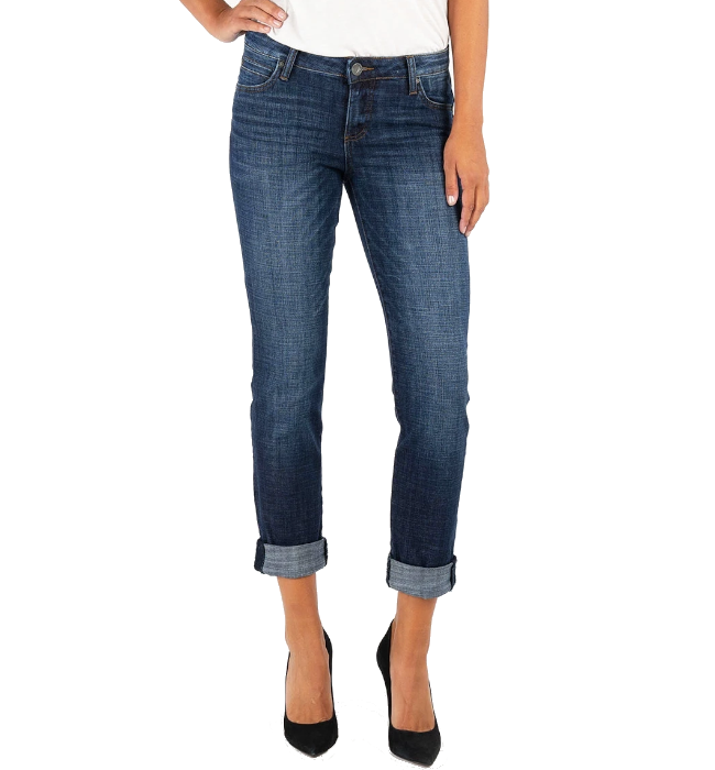 KUT From The Kloth Catherine Boyfriend Dark wash
