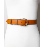 Horseshoe Gold Buckle Belt - Hudson Square Boutique LLC