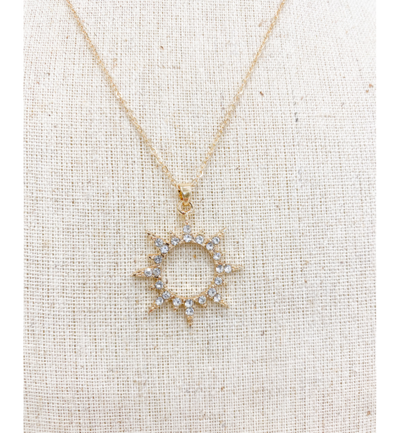 Shining Star Necklace - Hudson Square Boutique LLC