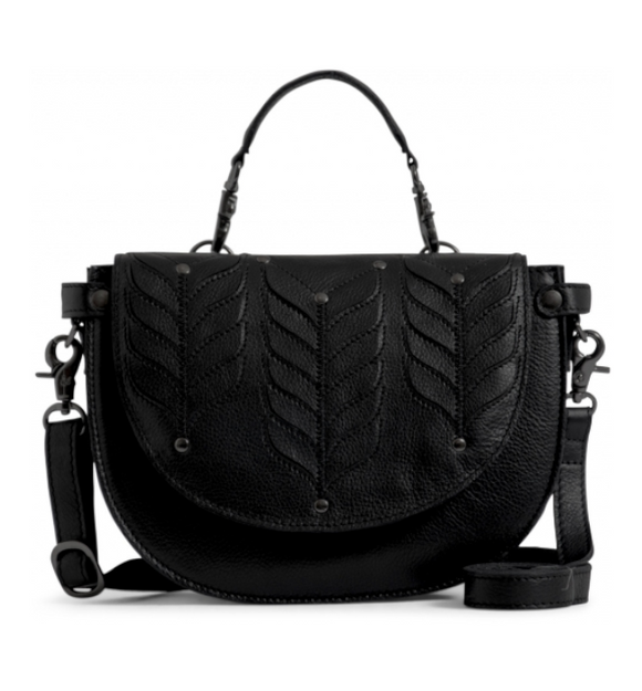 Fia Crossbody in Black - Hudson Square Boutique