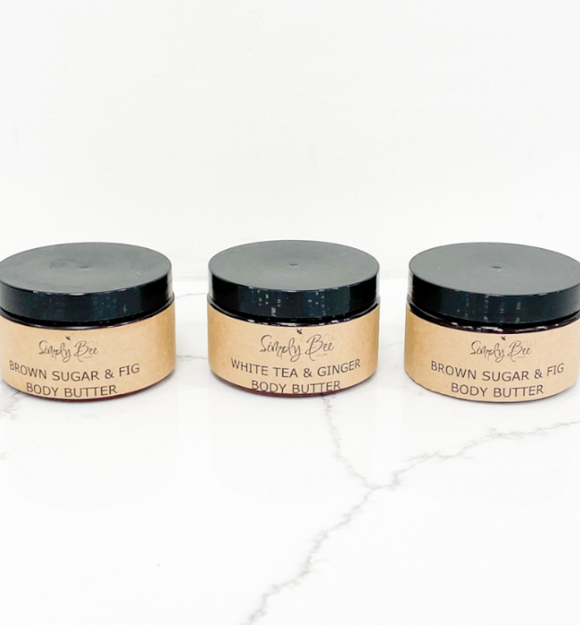 Handmade Body Butter - Hudson Square Boutique