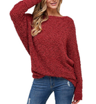 Vanessa Sweater in Brick