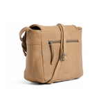 Fiona Shoulder Bag in Camel - Hudson Square Boutique
