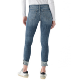 DL1961 Florence Ankle Mid Rise Skinny - Hudson Square Boutique