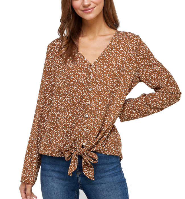 The Gracie Blouse