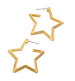 Star Struck Earrings - Hudson Square Boutique LLC