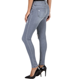 KUT From The Kloth Mia Skinny Grey Wash - Hudson Square Boutique