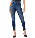 DL1961 Farrow Ankle High Rise Instasculpt Skinny Johnston - Hudson Square Boutique