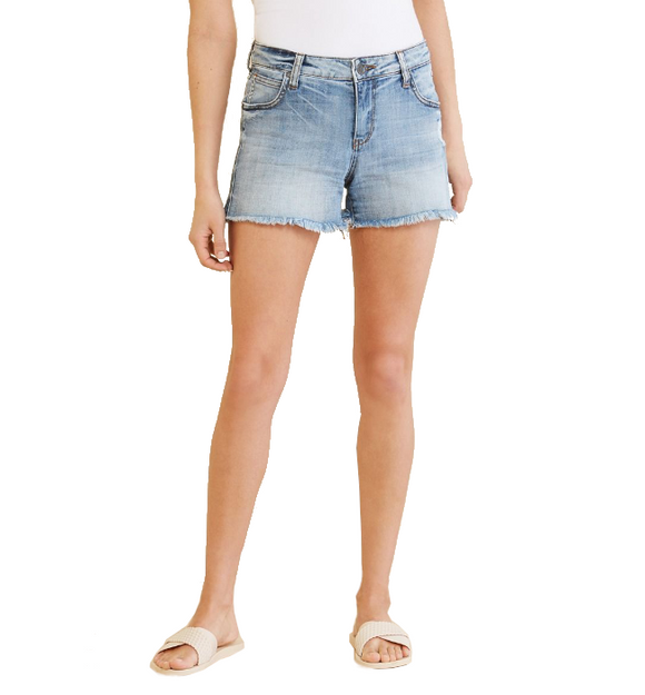 Kut From the Kloth Gidget Fray Short - Hudson Square Boutique