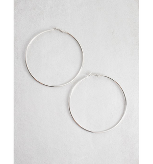 Show Stopper Hoop Earrings