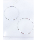 Large Classic Hoops - Hudson Square Boutique LLC