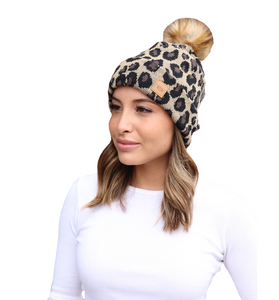 Into The Wild Pom Hat