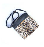 Classy Leopard Crossbody - Hudson Square Boutique LLC
