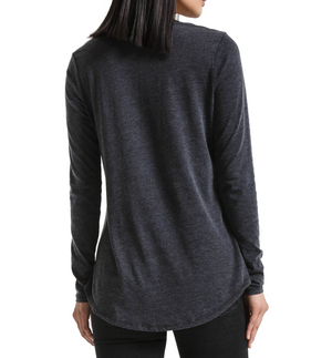 The Long Sleeve Pocket Tee