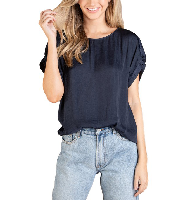 Cap Sleeve Top