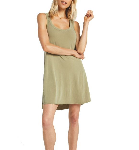 Avery Jersey Dress - Hudson Square Boutique