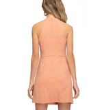 Peachy Keen Bodycon Dress - Hudson Square Boutique