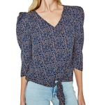 Here for it Puff Sleeve Blouse