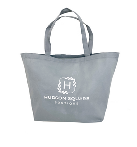 Reusable Shopping Tote - Hudson Square Boutique
