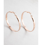 Own the Night Hoop Earrings