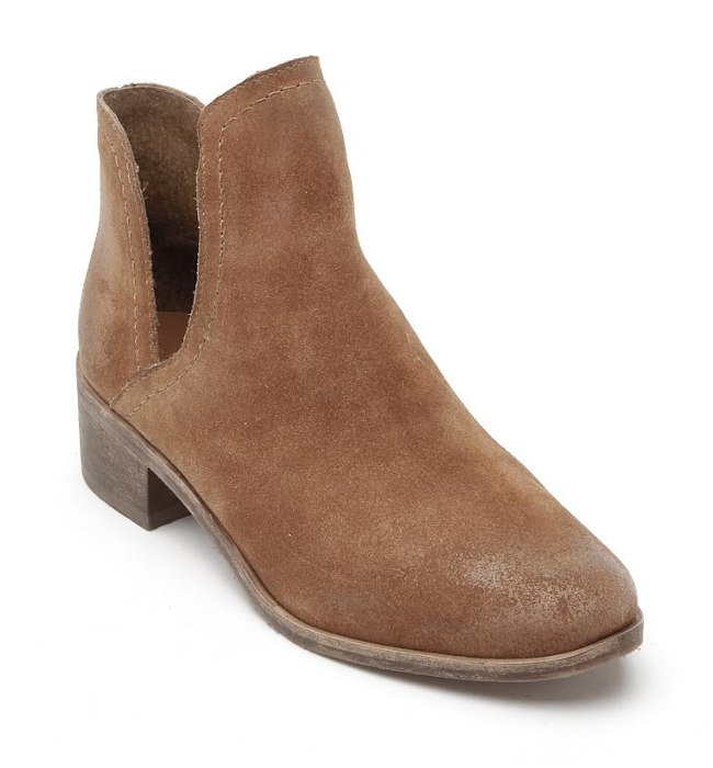 Matisse Pronto Saddle Ankle Boots