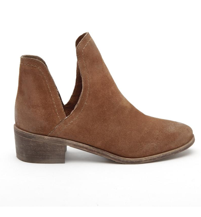 Matisse Pronto Saddle Ankle Boots - Hudson Square Boutique