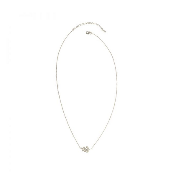 Olive Branch Necklace - Hudson Square Boutique