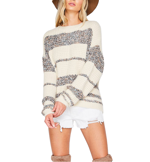 All Decked Out Sweater - Hudson Square Boutique