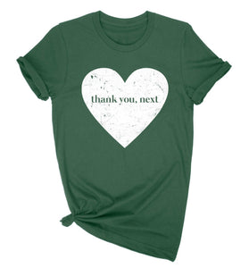 Thank You Next Graphic Tee