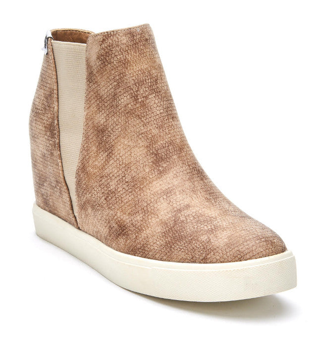 Matisse Natural Lure Sneaker Wedge