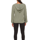 Thyme Hooded Sweater