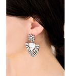 Romantic Crystal Earrings