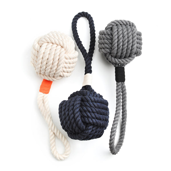 Rope Knot Toys